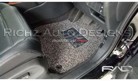 Karpet Karet Crv Turbo karpet comfort premium new honda crv turbo 2017 tanpa bagasi