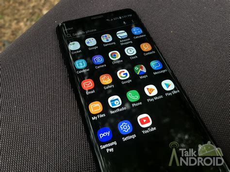 samsung galaxy s9 with android 8 1 has been spotted in benchmarks talkandroid