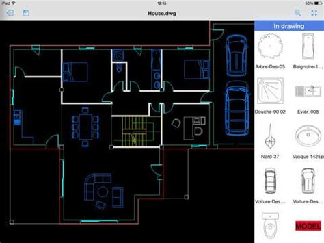 cad pockets cad editor  viewer  zwcad touch