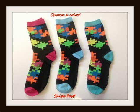socks pattern crossword jigsaw puzzle socks size 9 11 puzzle pattern socks autism