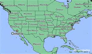 where is ontario ca where is ontario ca located in