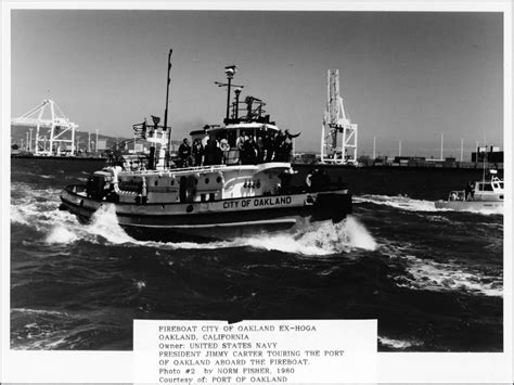 oakland fire boat intrepid electronic systems inc the history of fire