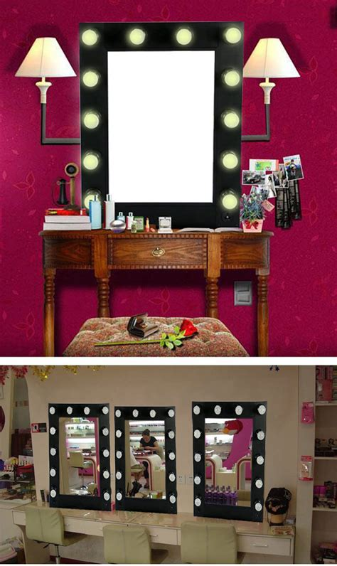Tesco Vanity Table Make Up Vanity Table Makeup Desk With Lights And Mirror Makeup Table With Lights Makeup Vanity