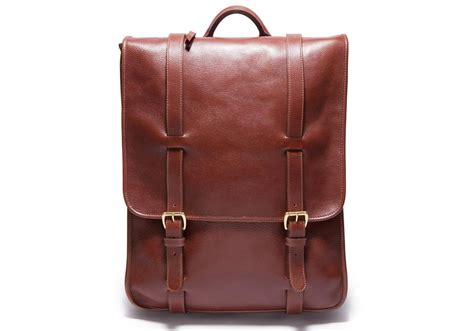 Handmade Leather Backpack - leather backpack handmade leather bags 183 lotuff leather