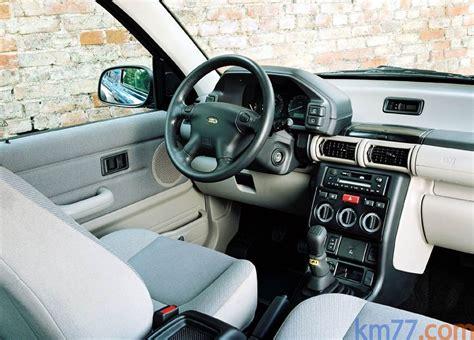land rover freelander 2000 interior land rover freelander 2 0 di 5p 2000 precio y ficha