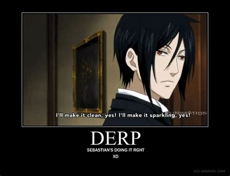 Sebastian Meme - sebastian derp by ikillfangirls4fun on deviantart anime