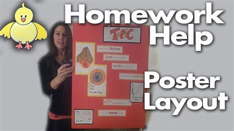 how to make a poster for a book report homework help how to design create and layout a poster