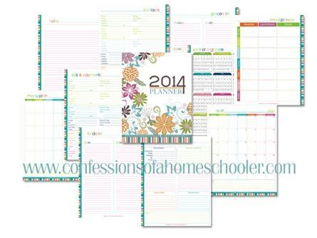 image gallery 2014 weekly planners 17 best images about organization on pinterest pdf book