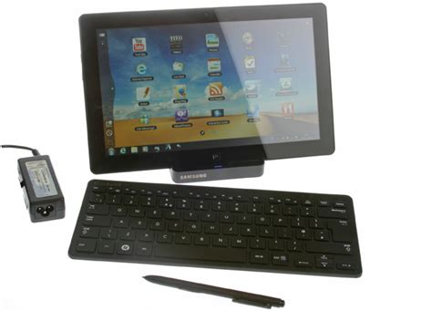 Tablet Samsung Windows 7 Samsung Series 7 Slate 700t Tablet Con Windows 7 Tuexpertoit