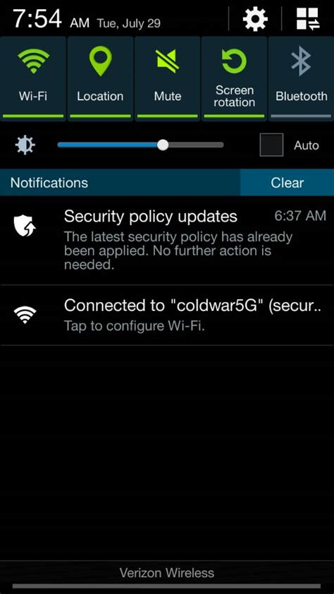 android security policy updates security policy updates question droidforums net android forums news