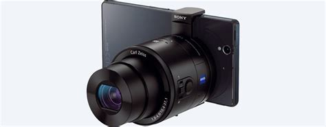 Sony Lens Dsc Qx100 smartphone attachable lens style top dsc qx100 sony uk