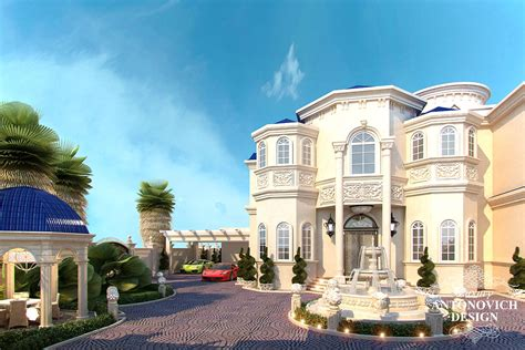 home design qatar awesome villa s exterior design in qatar antonovich design