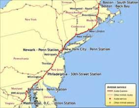 amtrak map florida acela express