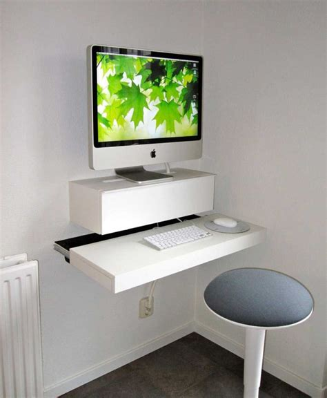 Ultra Modern Desk 10 Efficient Desks For Small Spaced Home Office