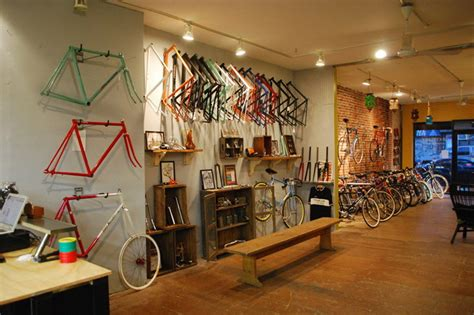 home design store brooklyn bicycle stores 718 cyclery brooklyn 187 retail design blog