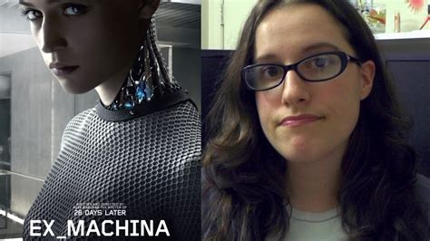 ex machina film review seroword ex machina movie review spoiler talk at 5 20 youtube