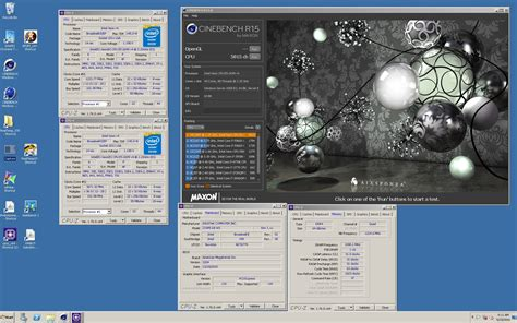 cing bench toolius s cinebench r15 score 5815 cb with a xeon e5