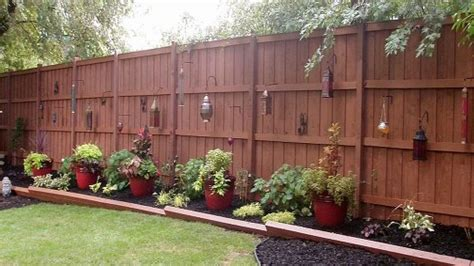 Creative Bedroom Wall Designs Unique Privacy Fence Ideas Wood Fence Ideas For Backyard