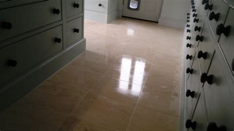 Cleaning Porous Floor Tiles by Cleaning Micro Porous Porcelain Tiles And Grout In A