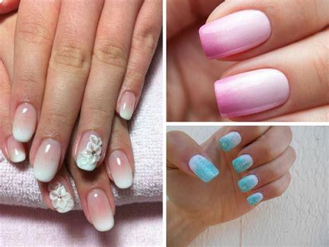 tutorial nail art sfumato smalto