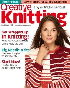 creative knitting magazine creative knitting magazine best subscription deal on
