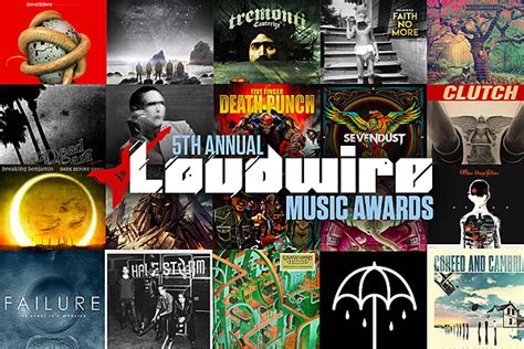 10 Best Albums Of 2010 by Best Rock Album Of 2015 5th Annual Loudwire Awards
