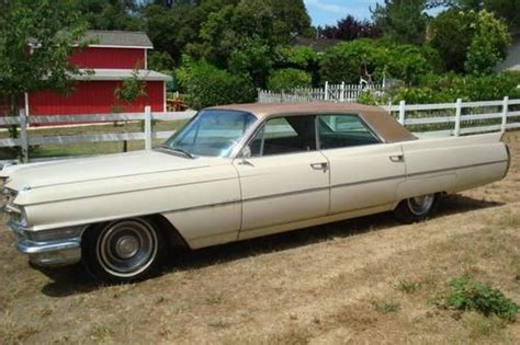 1964 cadillac 4 door find used 1964 cadillac series 62 4 door sedan hardtop 1