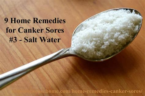 Canker Sore Home Remedy by 9 Home Remedies For Canker Sores Tips To Avoid Canker