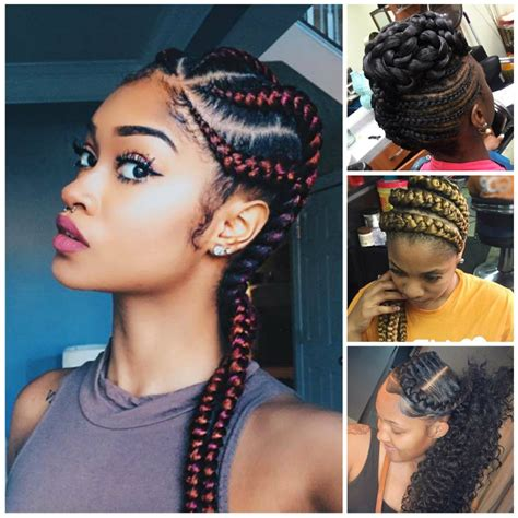 2017 latest braided hair style 100 pictures of best african braiding hairstyles for black