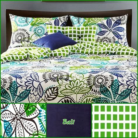 Bunk Bed Comforter Sets Tropical Bedding Bali Polyester Bunk Bed Cap Comforter Set
