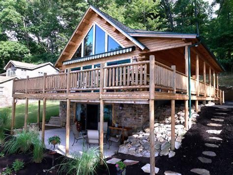 Cedar Cabin Plans by Kodiak Cedar Home Kit By Katahdin Lakeside Cabin Retreat