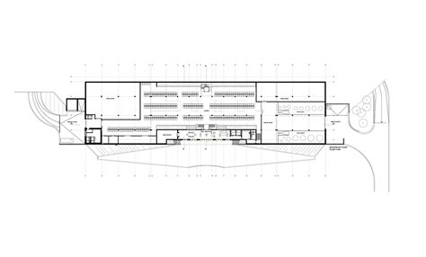 winery floor plans la winery kreatif architects archdaily