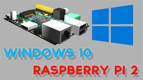 Windows 10 Raspberry Tutorial   tutorial windows 10 for raspberry pi 2 youtube