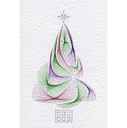 stitching card templates free tree in e patterns at stitching cards