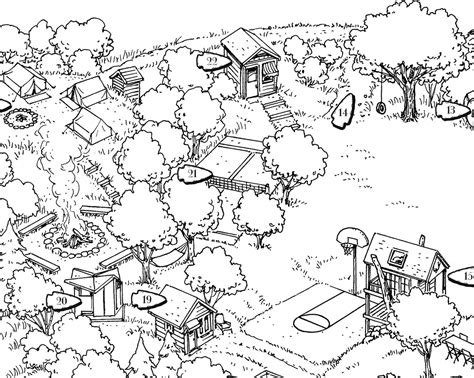 zoo map coloring page found free flea a very modest cottage new map