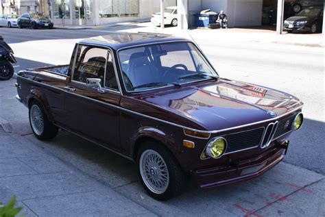 1971 bmw 1600 truck anyone autoevolution