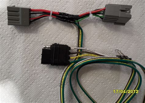trailer pigtail wiring can t find trailer pigtail 97 page 2 ford truck enthusiasts forums