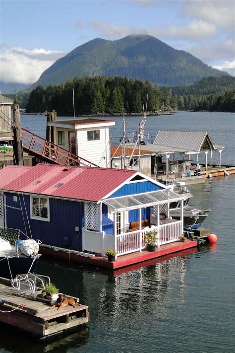 house boat vancouver island tofino wikipedia
