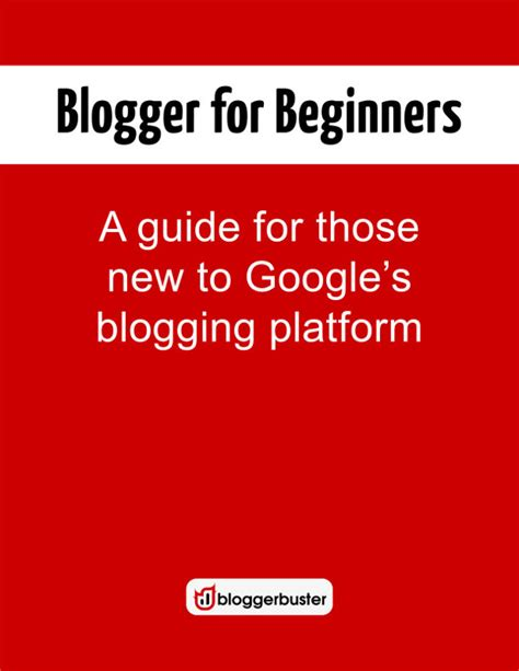 Google Blogger Tutorial For Beginners | must know google blogger tips tricks