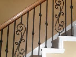 How To Replace A Banister Best 25 Wrought Iron Stair Railing Ideas On Pinterest