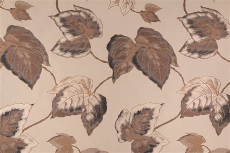 Arbor Upholstery by Sle Of Hamilton Arbor Tapestry Upholstery Fabric In Taupe