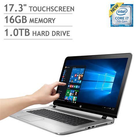 Hp Memori 16gb hp envy 17 s143cl 17 3 quot touchscreen laptop intel i7 16gb memory 1tb ebay