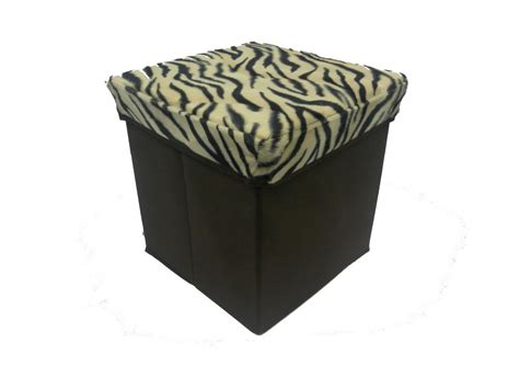 small collapsible foot stool small square folding storage ottoman foot stool various