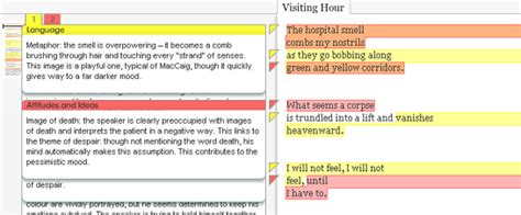 Hotel Room 12th Floor Critical Essay by Higher Bitesize Norman Maccaig Revision