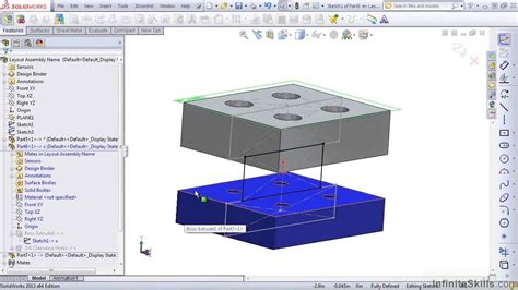 tutorial solidworks 2013 youtube advanced solidworks 2013 tutorial break lock and