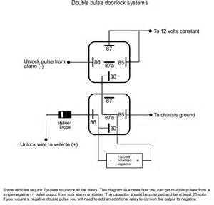 alarm remote start installation wire diagrams 1988 2009 ebay