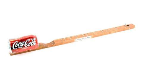 coke code 133 herschel brown씨가 만든 코카 콜라 can joe 악기 입니다