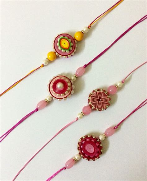 Handmade Rakhi - 70 best quilling rakhi images on quilling