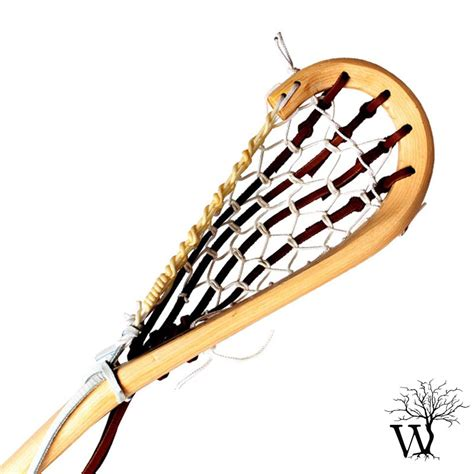 Handmade Wooden Lacrosse Sticks - wood lacrosse sticks traditional american buy