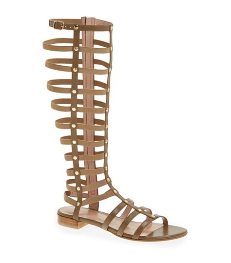plus size knee high gladiator sandals sneakers 09 womens shoes boots wedding
